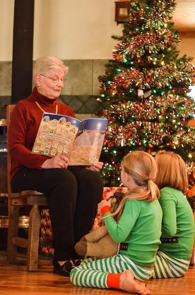A Childrens Christmas Story